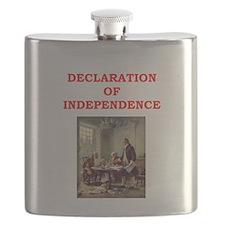 declaration of independence Flask