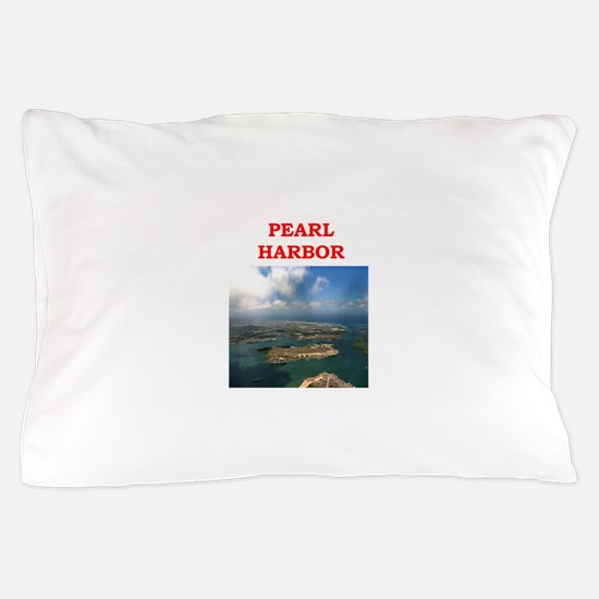 pearl harbor Pillow Case