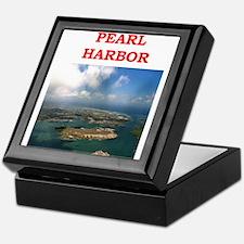 pearl harbor Keepsake Box