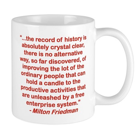 THE RECORD OF HISTORY IS ABOSOLUTELY CRYSTAL CLEAR