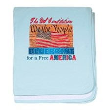 US Constitution Blueprint for a Free America baby