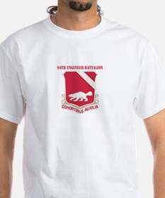 DUI - 94th Engineer Battalion with Text Shirt