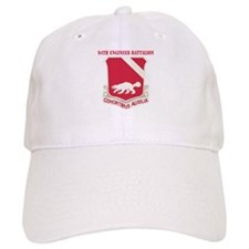 DUI - 94th Engineer Battalion with Text Baseball Cap