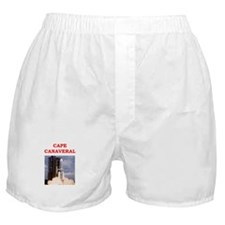 cape canaveral Boxer Shorts