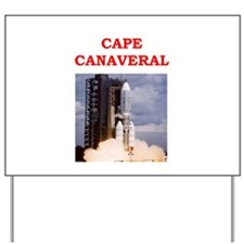 cape canaveral Yard Sign