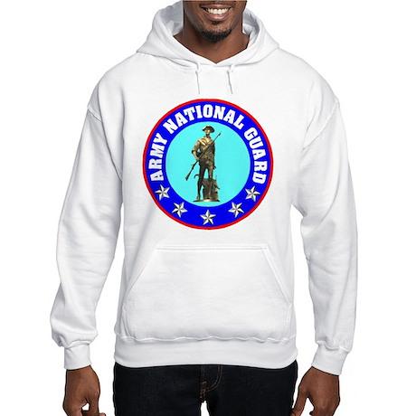 Hooded Army National Guard Sweatshirt