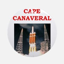 cape,canaveral Ornament (Round)