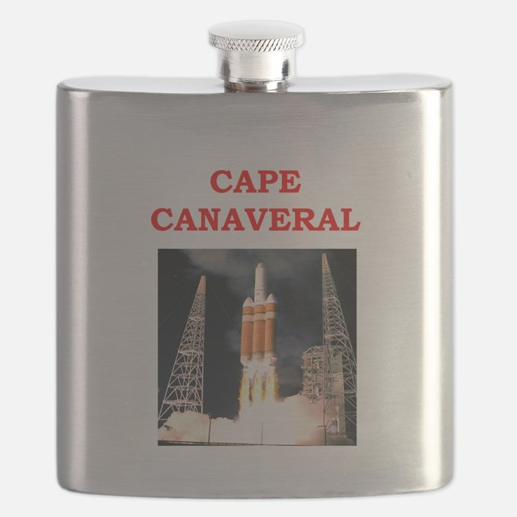 cape,canaveral Flask