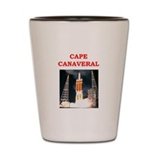 cape,canaveral Shot Glass