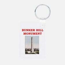 bunker hill Keychains