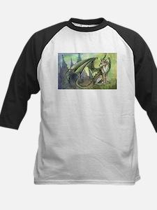 Dragon wolf hybrid Tee