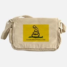 Radio Preppers Messenger Bag