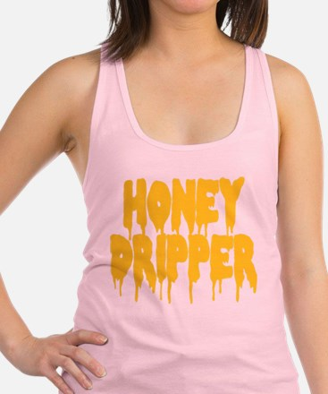 Honey Dripper Racerback Tank Top