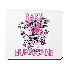 BABY HURRICANE Mousepad