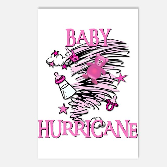 BABY HURRICANE Postcards (Package of 8)