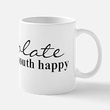 Happy Chocolate Mug