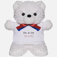 DOCTOR & DOCTOR - Not Mr. & Mrs! Teddy Bear