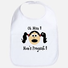mom's pregnant Bib