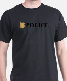 Police B.png T-Shirt