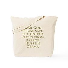 Save Us Tote Bag