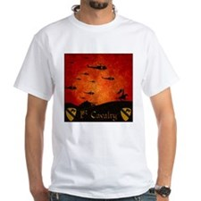 Harvest Moons 1st Cav Past & Present Shirt