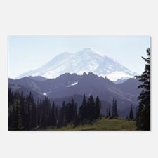 Mount Rainier, Washington Postcards (Package of 8)