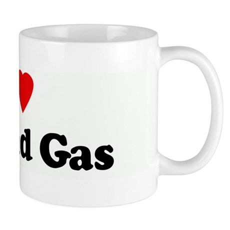 I Love Oil and Gas Mug
