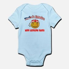 Georgian Smiley Designs Infant Bodysuit