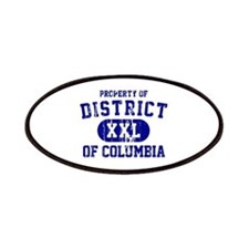 Property of District Of Columbia Patches