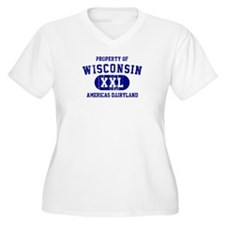 Property of Wisconsin T-Shirt