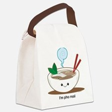 Pho Real! Canvas Lunch Bag