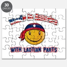 Laotian Smiley Designs Puzzle