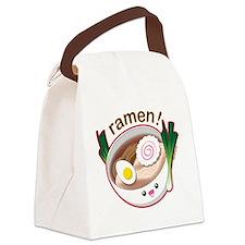 Ramen! Canvas Lunch Bag