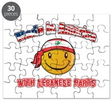 Lebanese Smiley Designs Puzzle