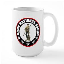 Large Army National Guard Coffee Mug