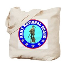 Army National Guard Tote Bag