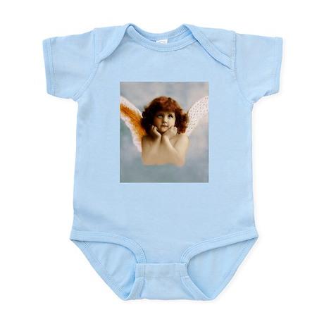 Littlest Angel Infant Bodysuit