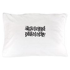 Art Science is Philosophy Pillow Case