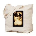 Hollow Eyed Beauty Tote Bag