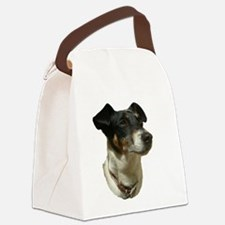 best jack russell.png Canvas Lunch Bag