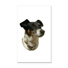 best jack russell.png Rectangle Car Magnet