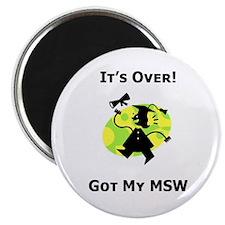 Got My MSW Magnet