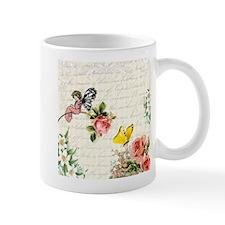 Vintage fairy garden Mug