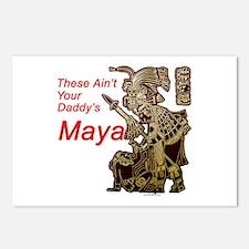 Lintel 8, Yaxchilan. Maya Archaeology. TAYD Postca