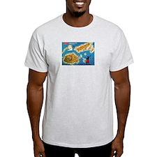 Fiji1960.jpg T-Shirt
