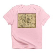 Vintage Aries Celestial Map Infant T-Shirt
