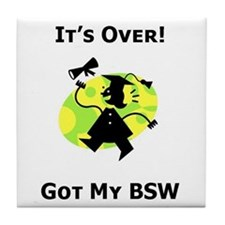 Got My BSW Tile Coaster