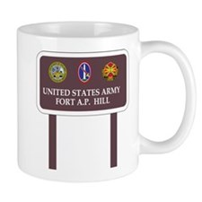 Fort A. P. Hill Mug