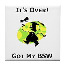 Got My BSW Tile Coaster