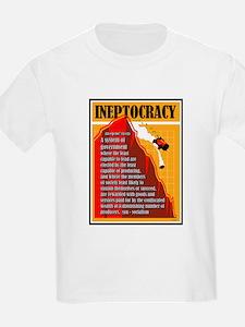 Cute Ineptocracy T-Shirt